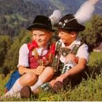 немцы дети