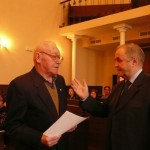 Владимир Унтербергер и Виктор Диц