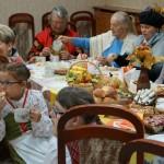 Праздник урожая в немецкой общине