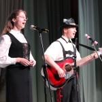 Концертная программа конференции российских немцев